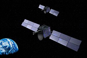 Broadcast Satellite BSAT-2